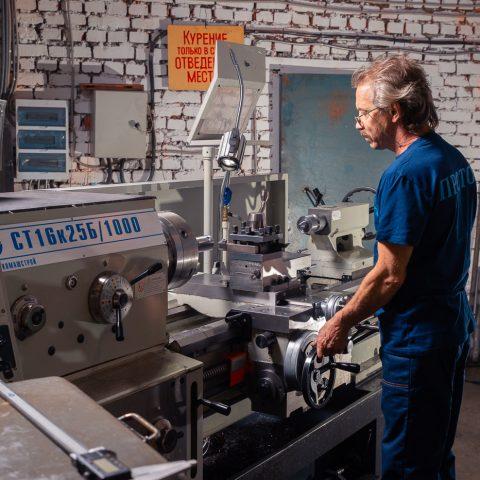 Производство лифтового оборудования